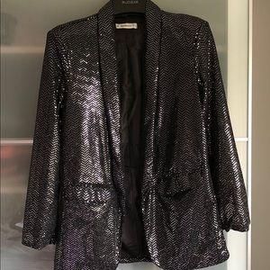 Jackets & Blazers - New Tuxedo Blazer, M